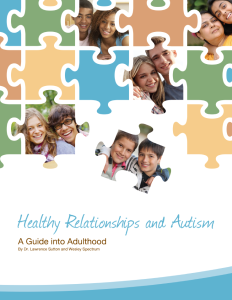 healthy relationships and autism