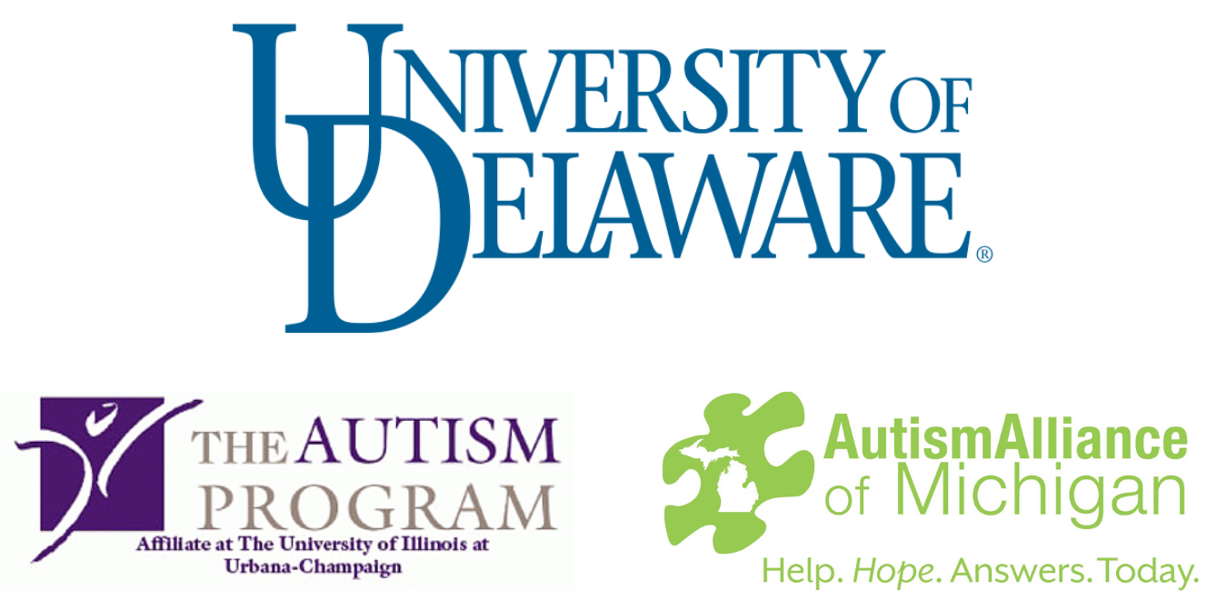The University of Illinois, The Autism Program of Illinois, and the Autism Alliance of Michigan